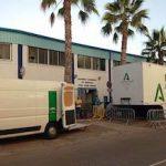 ALM Mobile Vaccine Unit
