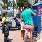 Blue Zone Ticket Machines