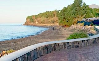 ECO Playa Castillo de Baños