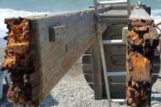 MOT Rotten Tower Supports