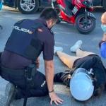 MOT Teen Scooter Accident