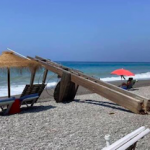 MOT Topple Lookout Platform Playa Granada