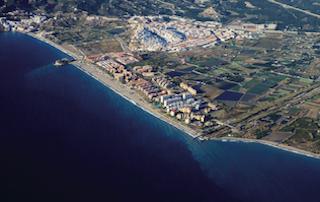 SAL Aerial View of Coast