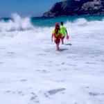 ALM Four Beach Rescues 07AG21