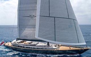 COS M5 Sailing Yacht
