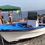 ECO Narco Launch Playa Melicena