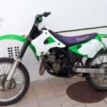 ALM Stolen Trial Bike SP21