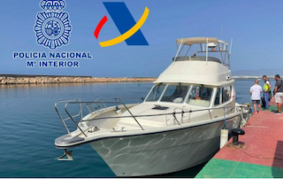 AND Pleasure Craft Caught with Drugs SP21