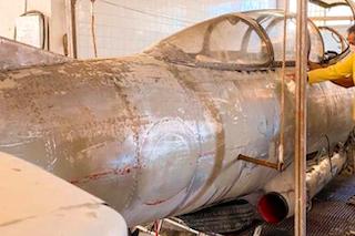 MOT Saeta Jet Restoration