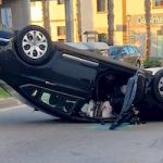 SAL Car Accident Av Mediterraneo