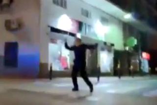 ALM Police Chief Dances 02